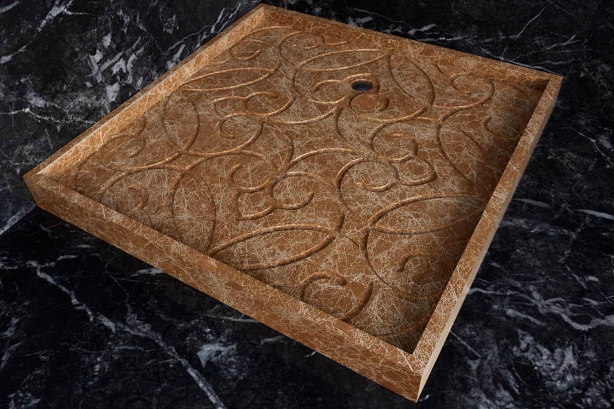Как купить лучшие душевые поддоны из камня для душевых кабин, фото 9