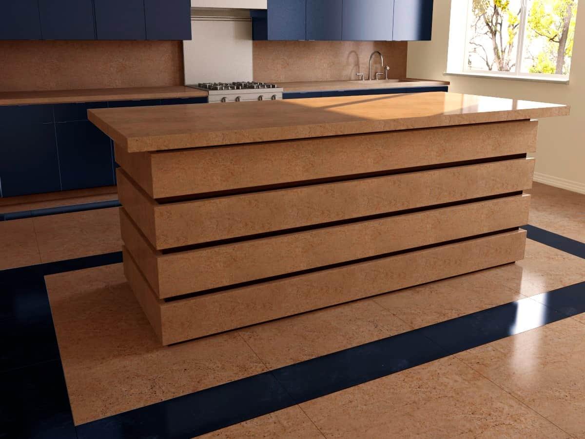 Гранит мрамор или кварц как выбрать материал для столешницы. изображение, фото 4