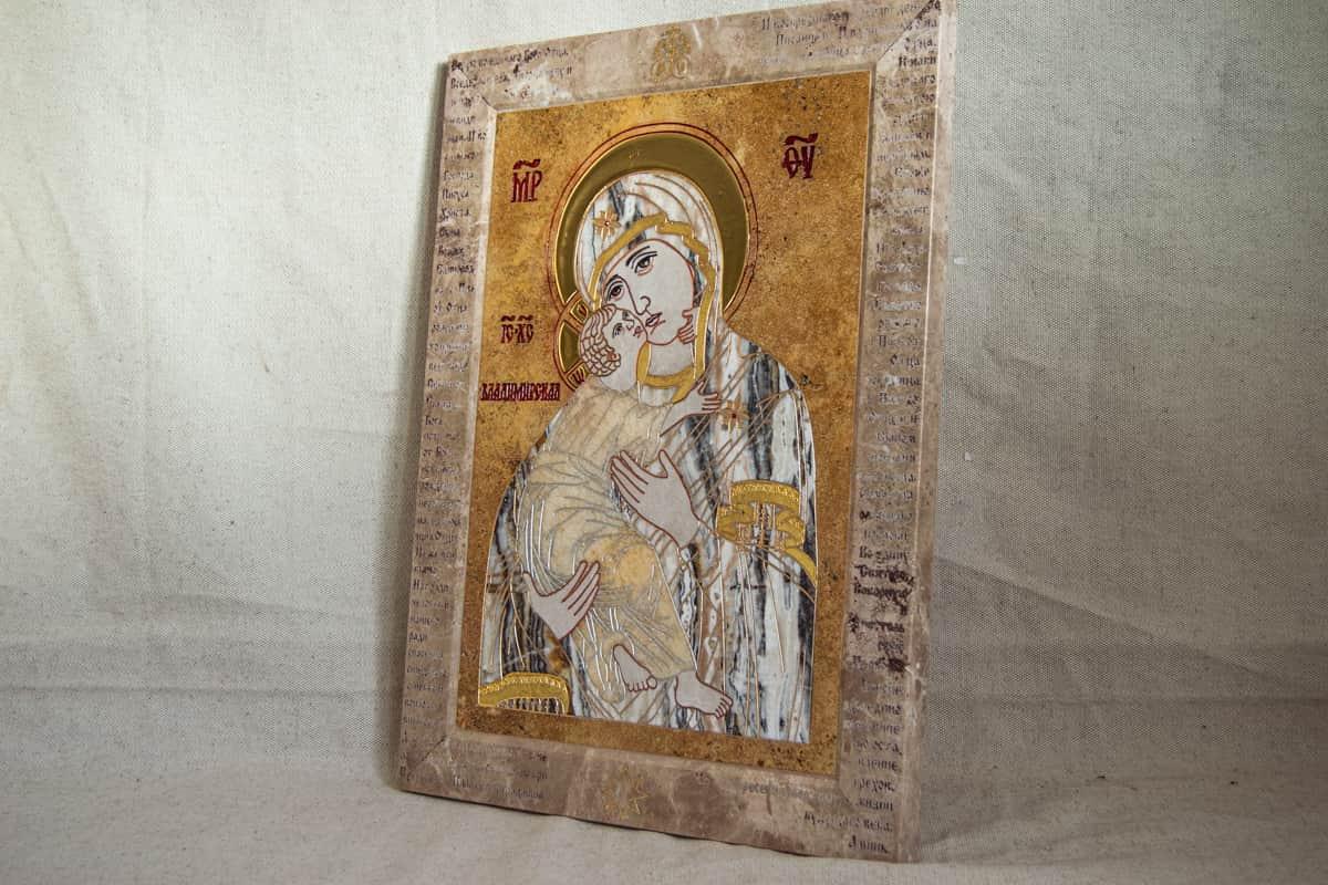 Владимирская икона №2,12-9 от Гливи