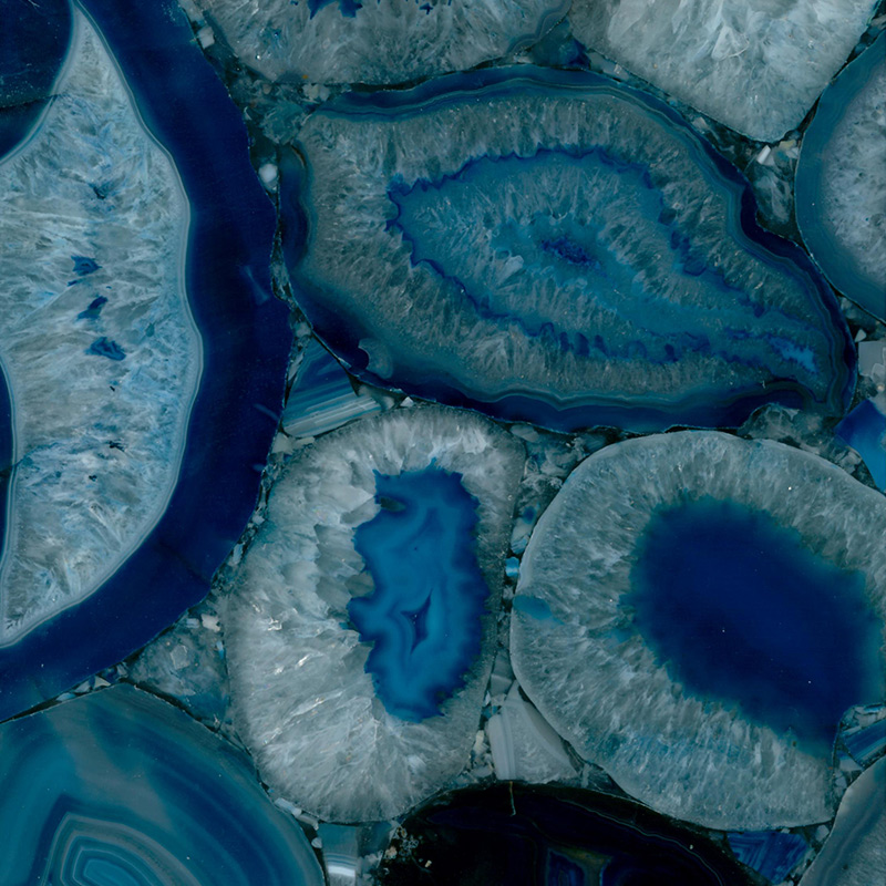 Blue Agate, мрамор, фото